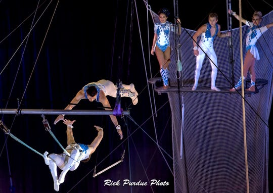 The Royal Hanneford Circus returns to the Westchester County Center, Feb. 15-17.