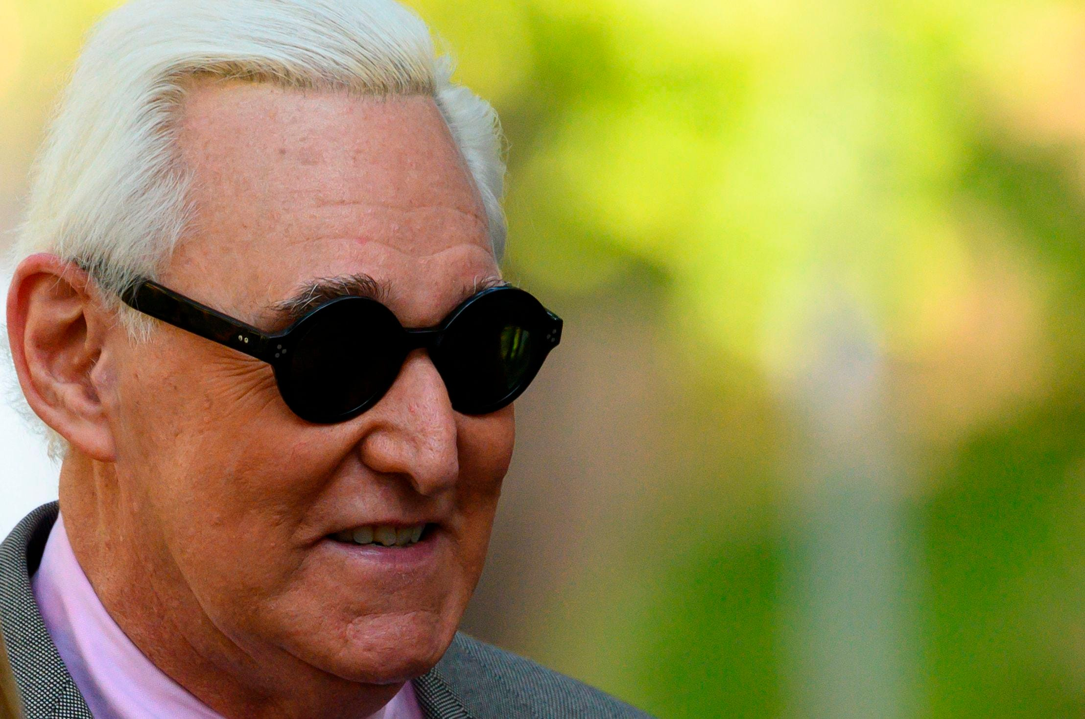 Trump grants clemency to Roger Stone for lying...