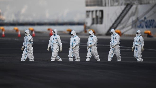 US to evacuate 400 Americans from quarantined cruise ship