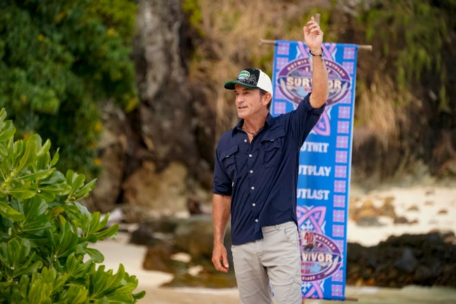 'Survivor' host Jeff Probst oversees the CBS reality competition's first all-champions edition when Season 40's 'Winners at War' premieres Wednesday.