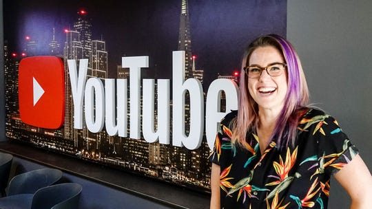 YouTube's Barbara MacDonald helps people grow their channels