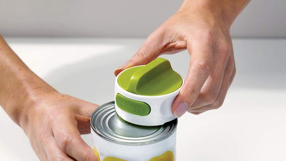 Get this uniquely designed can opener for half off.