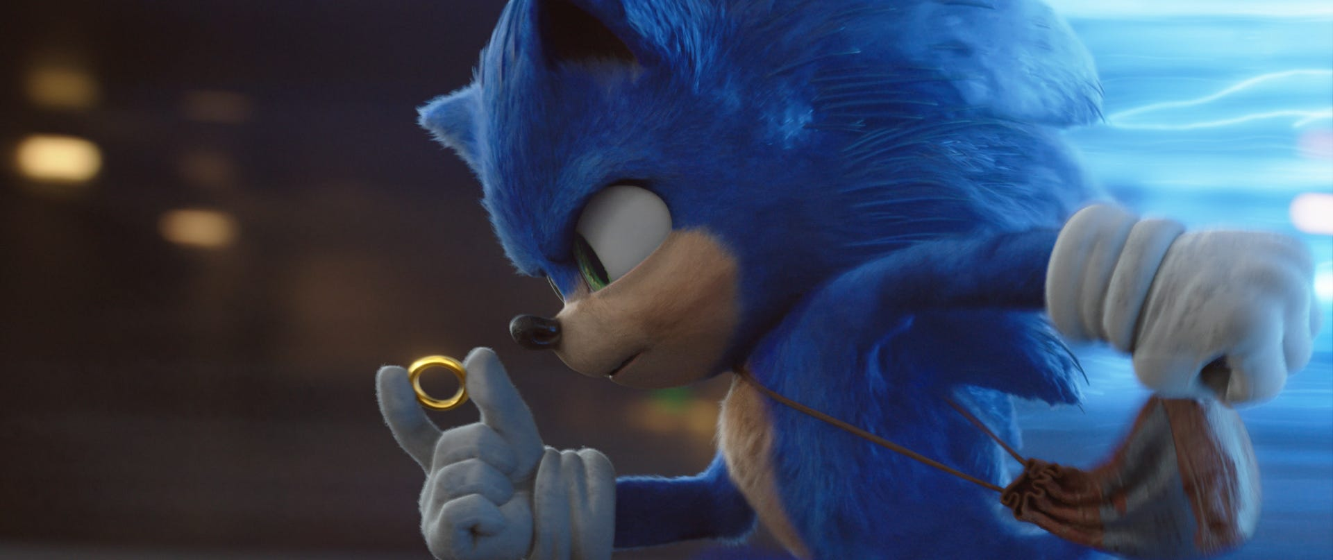 Review: Not-so-super  Sonic the Hedgehog  gets the best of Jim Carrey