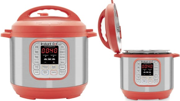 This Instant Pot could make for the perfect gift this Valentine's Day.