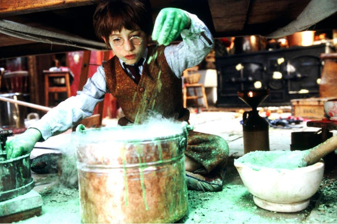 Raphael Coleman in a scene from the motion picture Nanny McPhee.