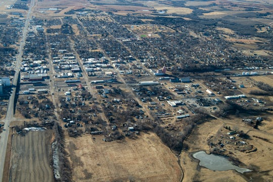 Some in Concordia, Kan., reap the profits of wind energy.