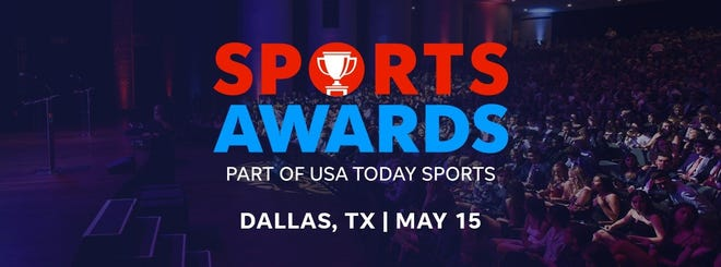 The USA TODAY High School Sports Awards will be held at the Music Hall at Fair Park on May 15, 2020.