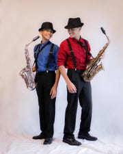 """The Rhodeman brothers will perform during the February 23 """"Music on the Hill"""" concert, sponsored by the Creative Arts Foundation of Brevard."""