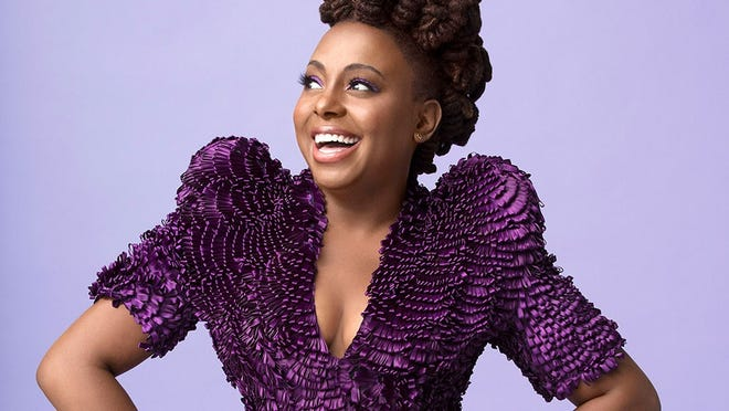 An Evening with Ledisi is Tuesday at Music Hall.