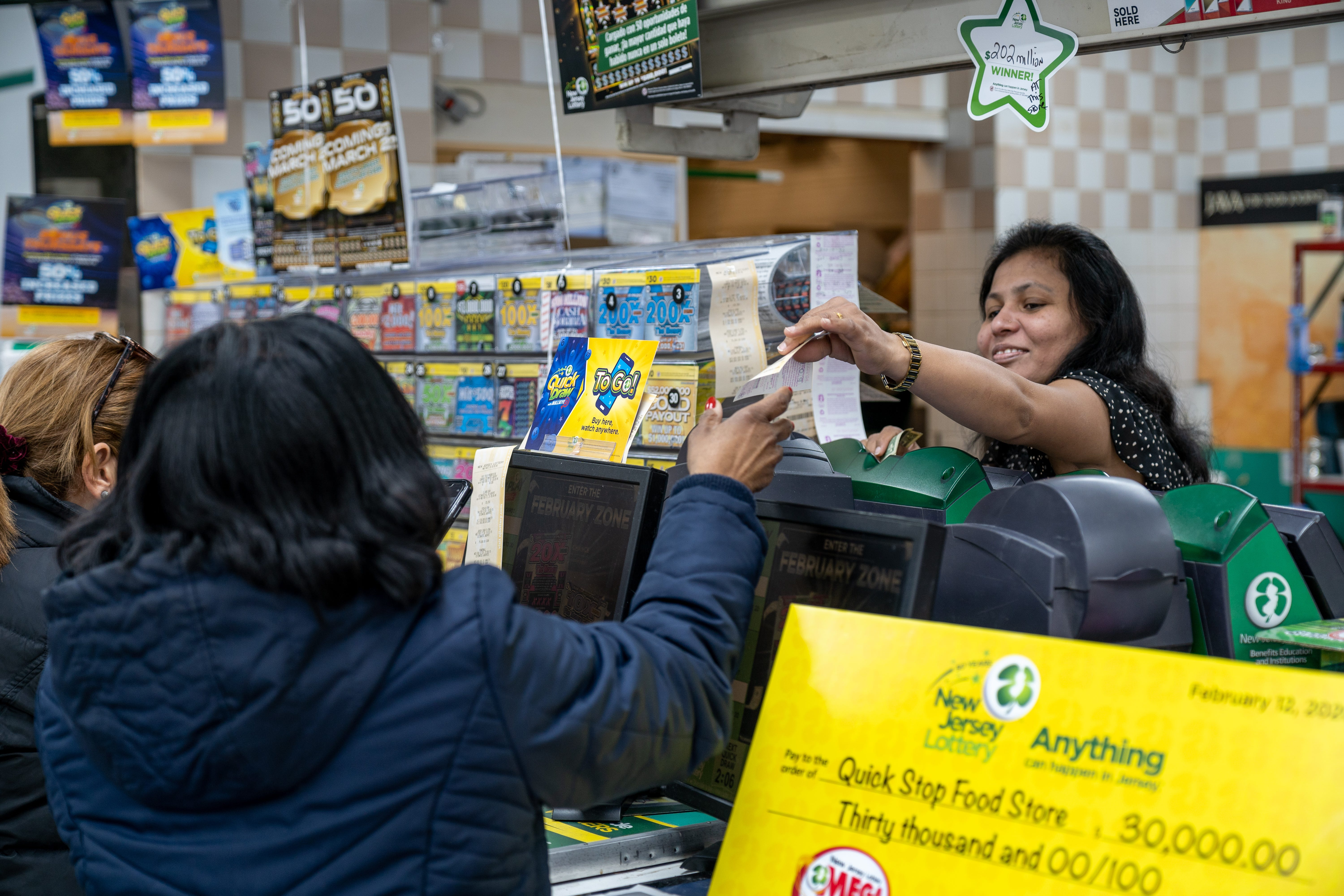 Nj Lottery 202m Mega Millions Winner Yet To Come Forward