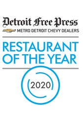 2020 Detroit Free Press/Metro Detroit Chevy Dealers Restaurant of the Year