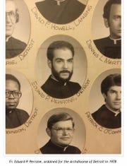 Fr. Eduard P. Perrone in 1978.