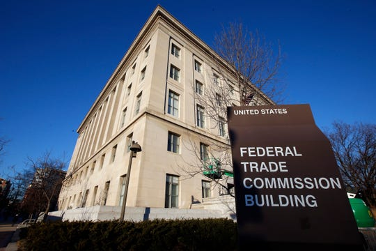 The Federal Trade Commission announced the move Tuesday, issuing orders to Facebook, Amazon, Apple, Microsoft and Google's parent Alphabet Inc. Hundreds of takeovers of smaller companies are involved.