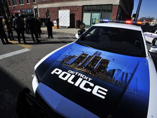 Former Detroit Police Officer Christopher Staton is among more than 109 public officials charged in public corruption cases in the last decade in Detroit.