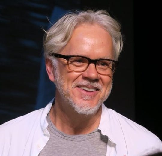 "Oscar-winning actor/director Tim Robbins is the director of the play ""The New Colossus,"" which is playing for two shows on Saturday, Feb. 15, in Ann Arbor."