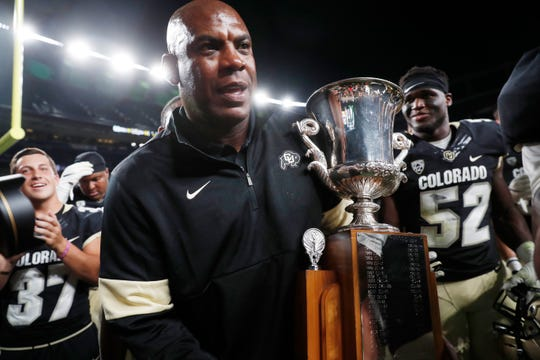 Colorado head coach Mel Tucker put together the nation's 35th-ranked recruiting class in 2020.