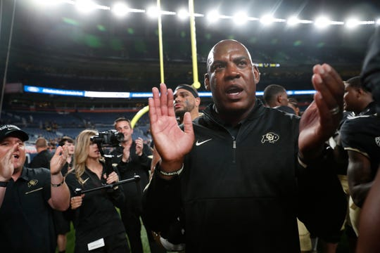 Colorado Buffaloes head coach Mel Tucker has agreed to terms to become Michigan State's new head coach, according to multiple reports.