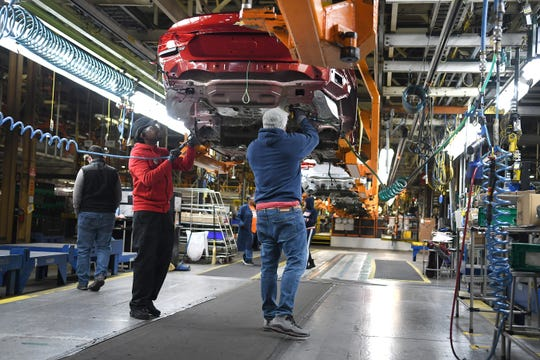 Detroit-Hamtramck Assembly will build its last Chevrolet Impala next week. Then, work on a $2.2 billion investment will begin, reworking the plant to include new machines, conveyors, controls and tooling in order to build electric vehicles.
