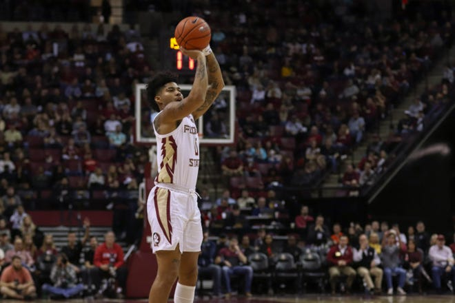 FSU shot just 37.9% from the field in Monday's loss.