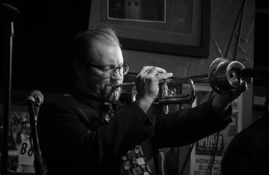 Scott Sessions was a vocalist and trumpet player in Denver band The Movers & Shakers.