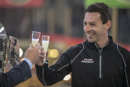 Simon Pagenaud won the 2019 Indianapolis 500