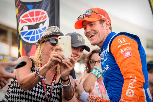 Scott Dixon won two IndyCar races in 2019.