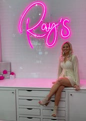 Rachel Phillips of Madison owns Ray's Teen Boutique in the Township at Colony Park in Ridgeland.