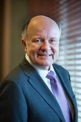 Interim LSU President Tom Galligan
