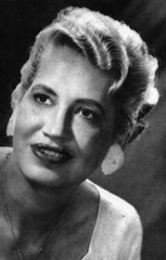 Mae Street Kidd was a businesswoman and civic leader who had a distinguished career in public relations.