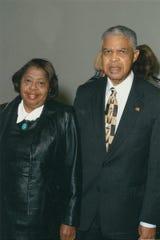 Fred and Ella Davis