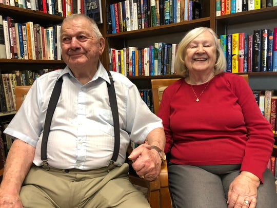 Barbara and Cliff Hohlstein have been married for 19 years.