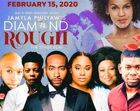 Diamond in the Rough will be performed Saturday, Feb. 15, at the Davis Theatre in downtown Montgomery.