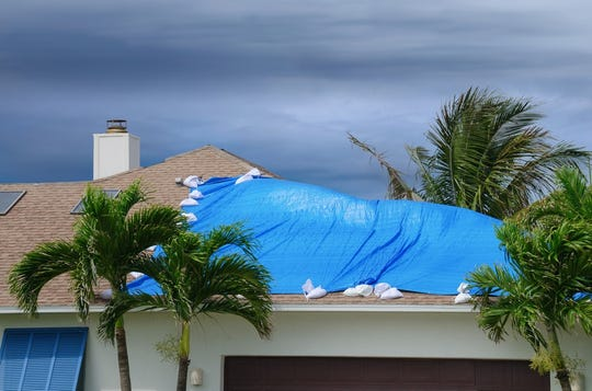 Insurance companies may be increasingly resistant to covering roof replacements as more time passes since the hurricane hit.