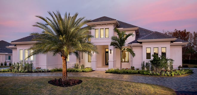 With the Glendale model sold, Stock Custom Homes has three furnished models remaining, with another on the way.