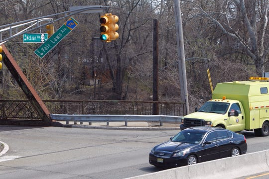 The Fair Lawn Avenue Bridge off Route 20 in Paterson is due to be replaced in 2020.