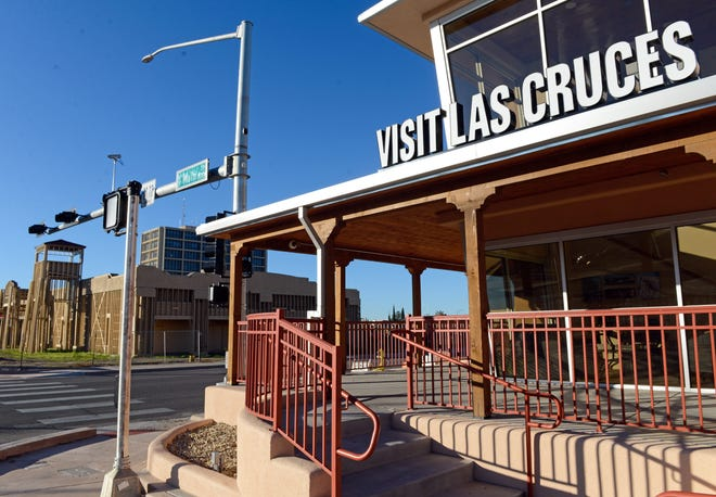 The city's Convention and Visitor's Bureau, branded as Visit Las Cruces, has its headquarters at the southern gateway to downtown Las Cruces on the corner of S. Main and E. Amador Avenue.