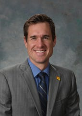 New Mexico Rep. Gregg Schmedes (R-22)