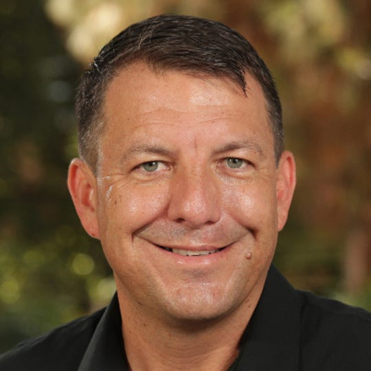 David Volz is an assistant professor of environmental toxicology at the University of California, Riverside.