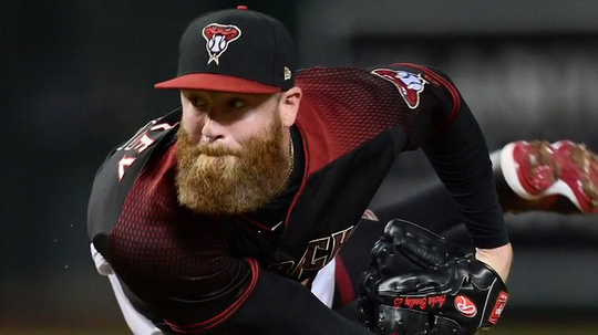 D-backs reliever Archie Bradley shares his personal goals for 2020