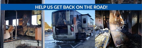 Mission of Mercy Arizona's medical RV burned in a fire in Phoenix totaling to a loss of over $250,000 in medical supplies and medication.