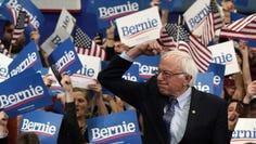 Bernie Sanders se alzó con el triunfo en New Hampshire.