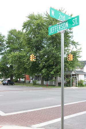 The city will begin preparations next week for a construction project along Jefferson Street near Second Street that is set to break ground early next month.