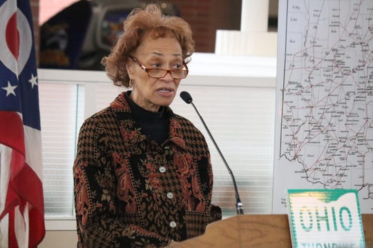 Cathy Nelson, founder and president emeritus of the Friends of Freedom Society, explained that Clyde would become home for several African Americans who escaped slavery during that period.