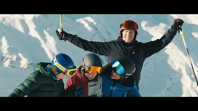 "Will Ferrell and Julia Louise Dreyfus star in ""Downhill."" The movie opens Thursday at Regal West Manchester, Queensgate Movies 13 and R/C Hanover Movies 16."