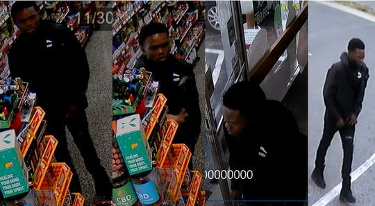 Spring Garden Township Police Department is looking for a man who is a suspect in a shooting that occurred on Nov. 30, 2019.