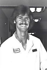 Vern Jennings, working as a personnel manager at Harrah's Reno in 1981.
