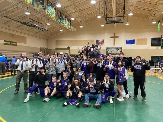 Spanish Springs won the Northern 4A Regional wrestling team title last Saturday