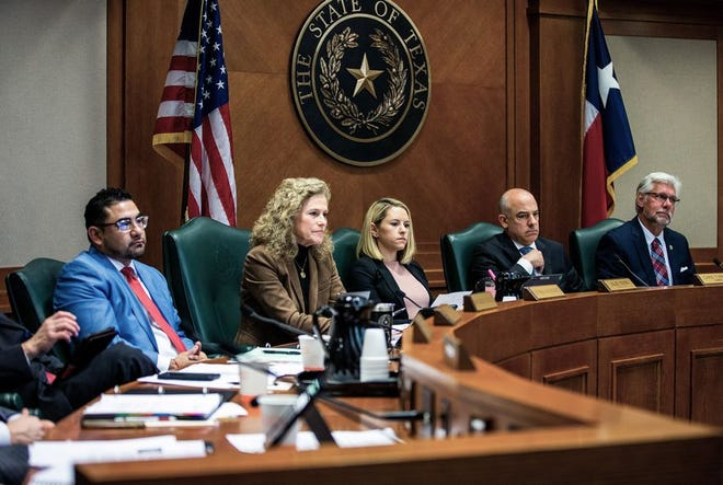 The House Committee on Higher Education met Tuesday.
