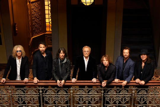 Foreigner will perform on Feb. 14 at Shreveport Municipal Auditorium.