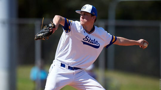 South Dakota State left-hander Brett Barnett had seven saves last year